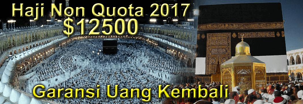 Info Biaya Paket Haji 2017 Desember