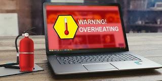 16 Penyebab Laptop Cepat Panas dan Lambat (Hang)