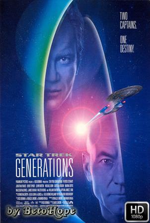Star Trek Generaciones [1080p] [Latino-Ingles] [MEGA]