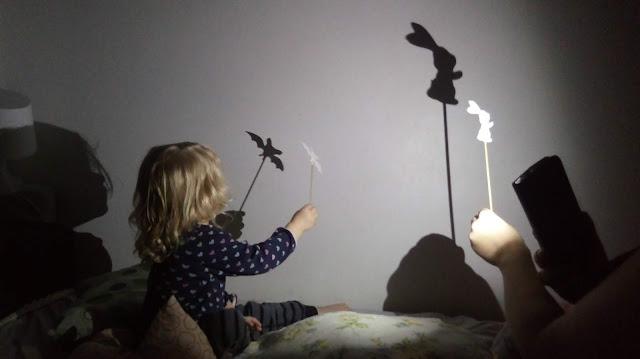 DIY dla dzieci: zabawa cieniem zabawa w cienie zabawa dla przedszkolaka
