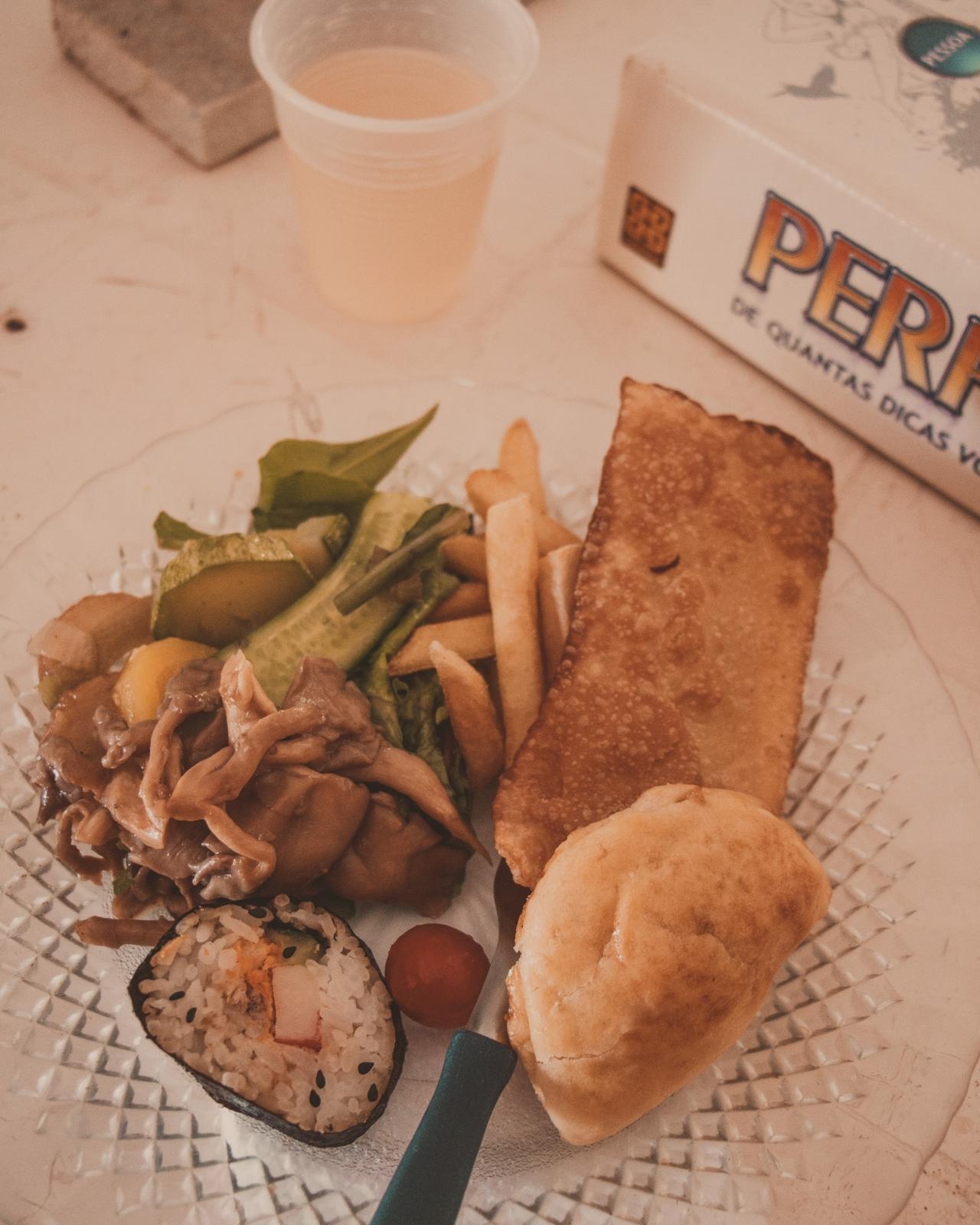 daily blog diarinho prato comida
