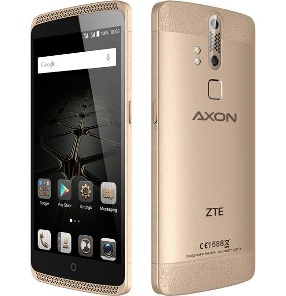 Android with 6GB RAM! - The ZTE Axon 7