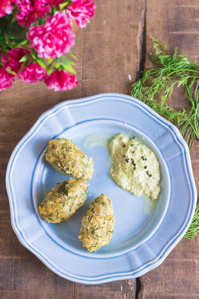 nuchina unde nuchinunde steamed lentil dumplings dal vada recipe with video