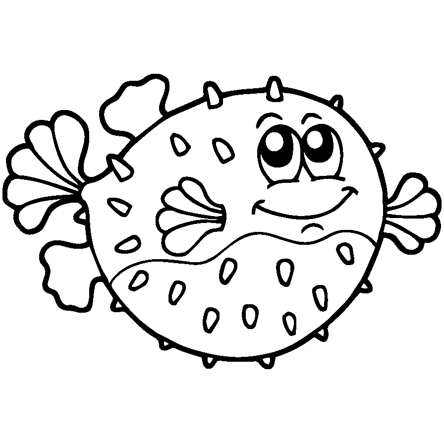 mewarnai gambar ikan kembung
