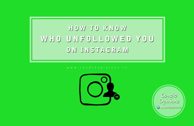How To Track Unfollowers On Instagram