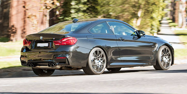 2018 BMW M4 Competition LCI review