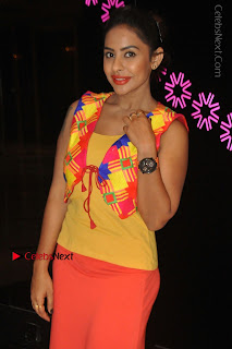 Telugu Actress Model Sri Reddy Latest Stills in Yellow Dress  0040.JPG
