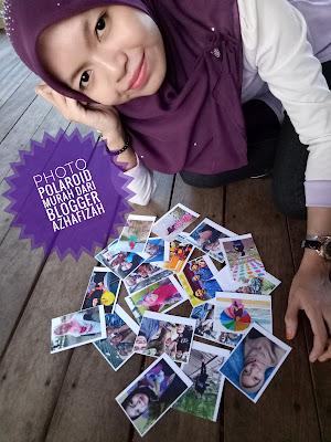Photo polaroid, tutorial print photo polaroid, gambar polaroid murah, diy photo polaroid, cara mudah print gambar polaroid, polaroid, kertas glossy paper