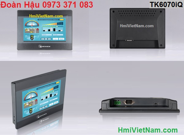TK6070iQ HMI WeinView