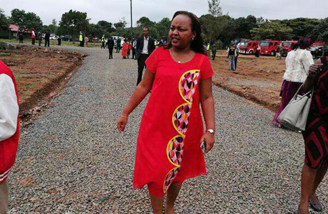 Anne Waiguru Uhuru Kenyatta Bae Affair Relationship