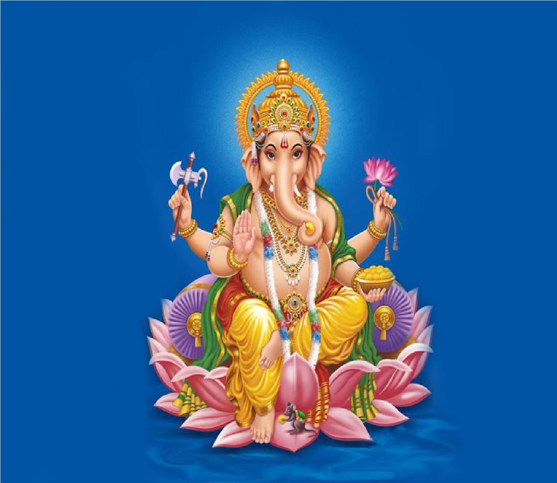 Lord Ganesha HD Wallpapers