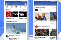 Facebook Watch Menjadi Platform Video untuk Kreator