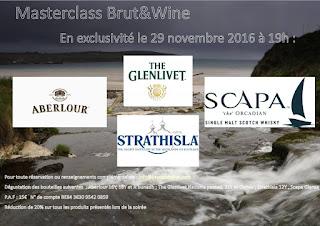Brut & Wine - flyer