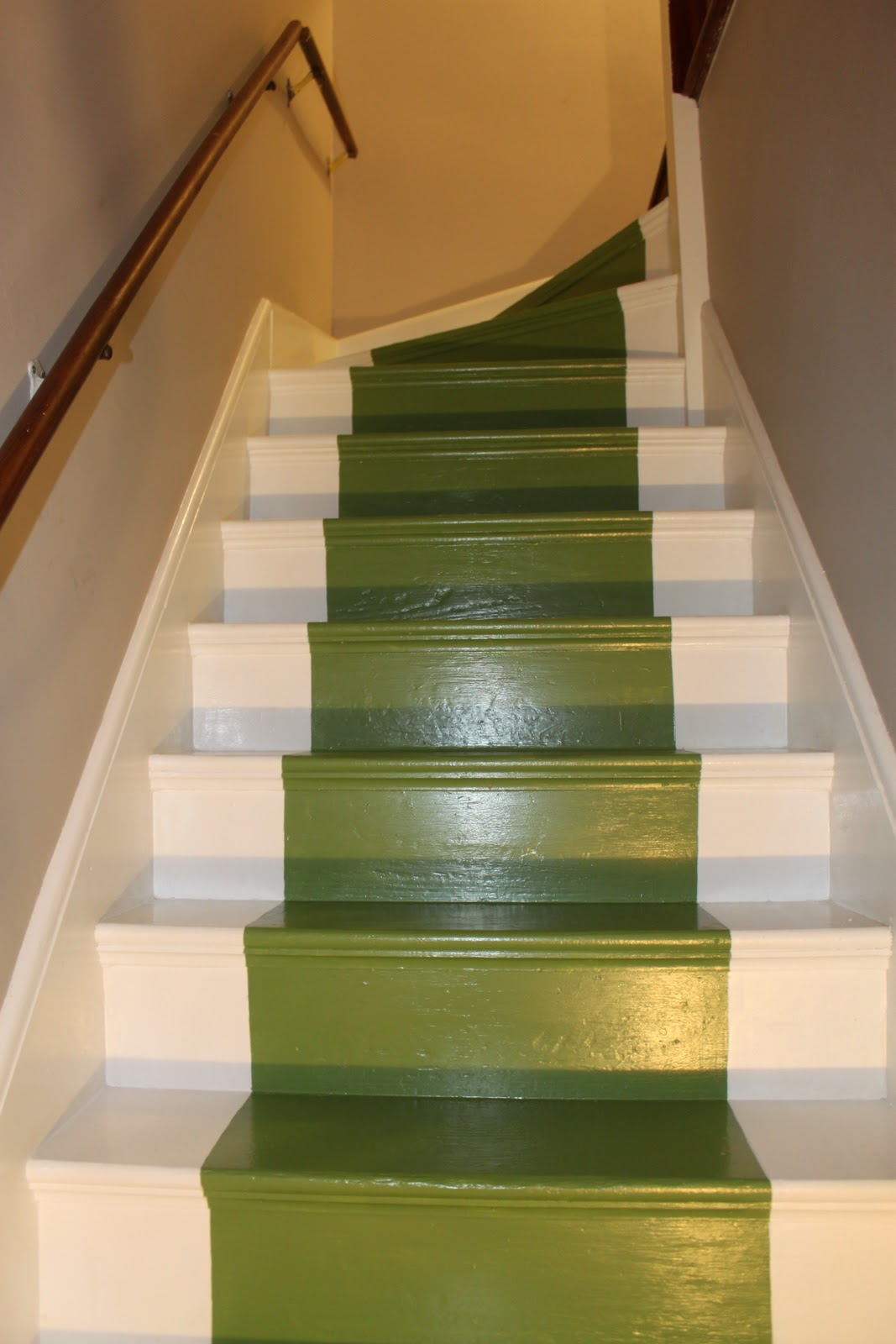 Economy Paint Supply Brilliant Stairs