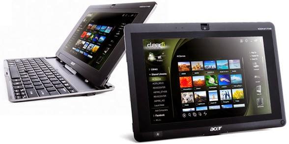 Tablet Acer Iconia Tab W500-BZ467,Tablet Berbasis Windows
