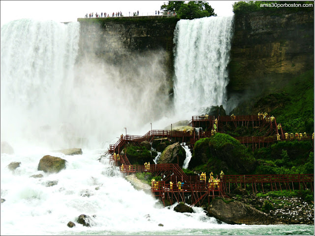 Cataratas del Niágara: Cave of the Winds