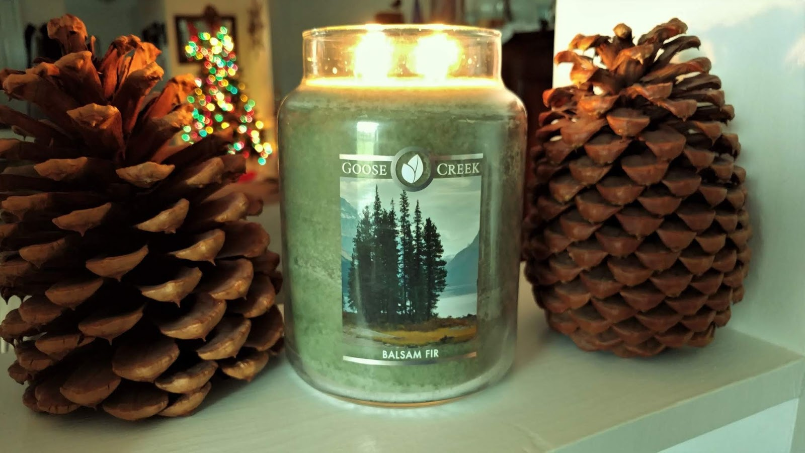 Enjoy a delightfully scented home with Goose Creek Candles #brandpartner