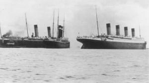 Titanic Reitti
