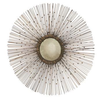 fabulous finds starburst sunburst mirrors for under 100 modern diy art designs. Black Bedroom Furniture Sets. Home Design Ideas