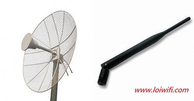 Anten wifi cấu tạo và nguyên lý hoạt động