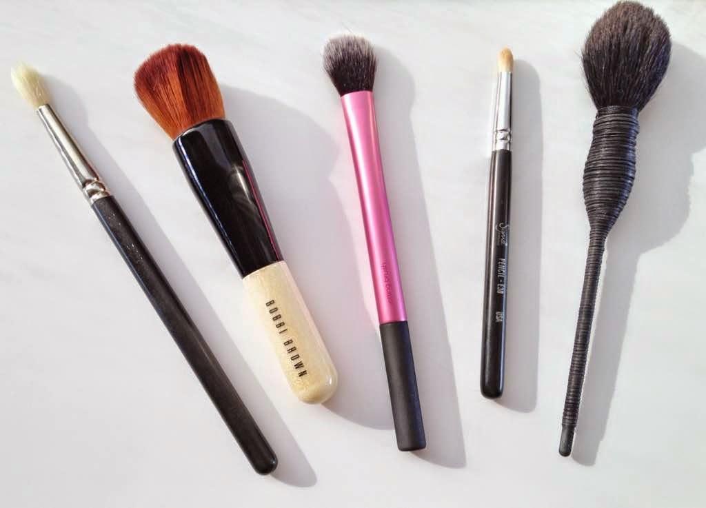 Bobbi brown brushes vs mac brushes