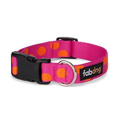 Fabdog Dot Collar