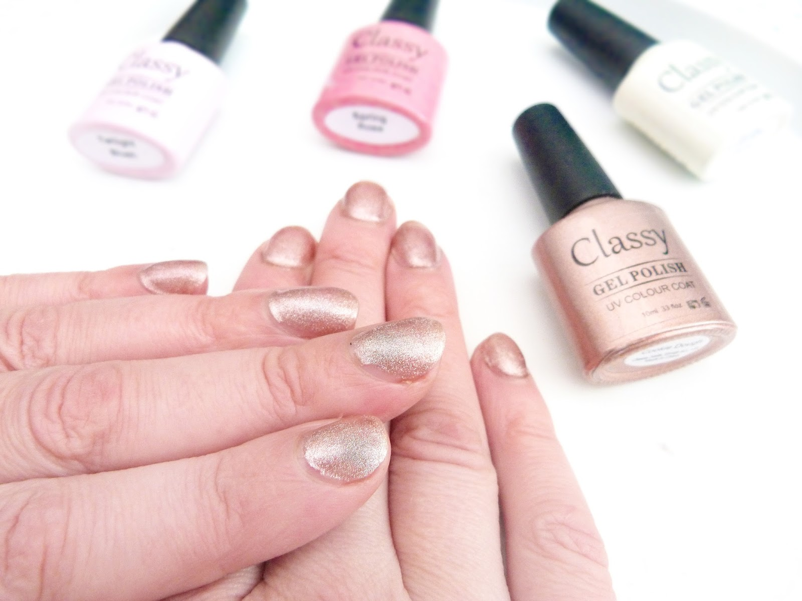 Dainty Alice DIY Gel Nails