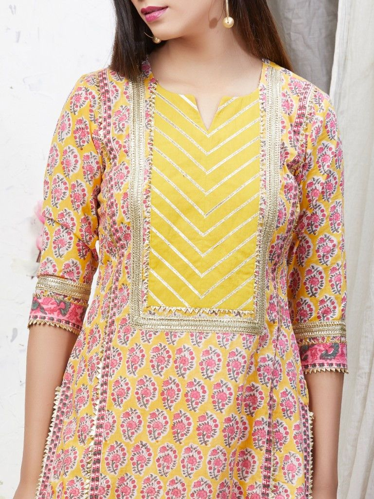 230 latest kurti neck designs for salwar suit 2020