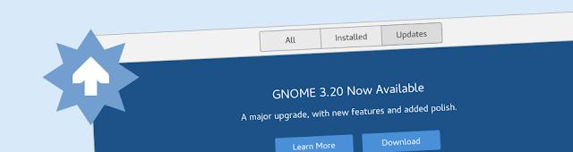 Apresentando o GNOME 3.20