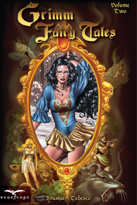 Book review of fairy tales