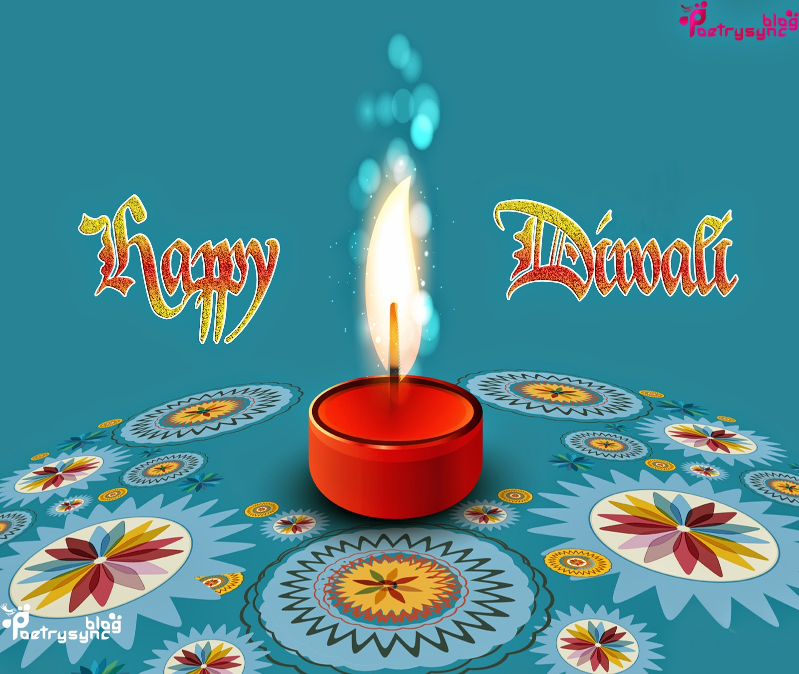 Happy Deepavali Quotes In English: Happy Diwali Festival Decoration Wallpapers With