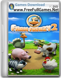 Farm Frenzy 2 PC Game Free Download Full Version