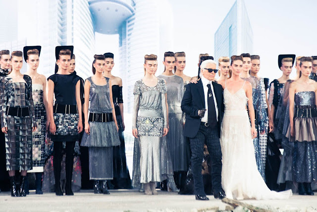 Chanel Fall-Winter 2013-2014 Haute Couture Paris Fashion Week