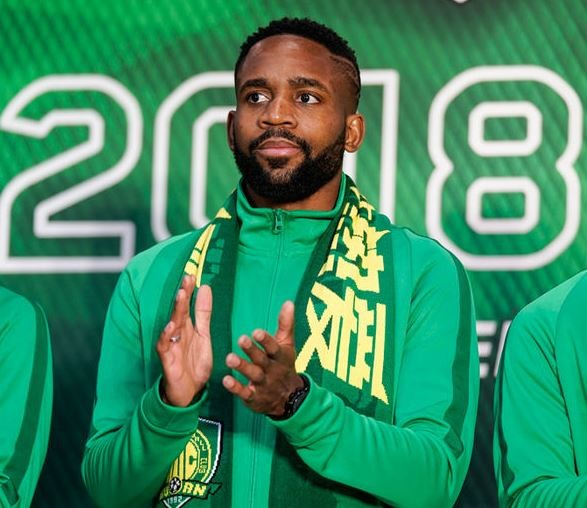 'Most expensive African Player of all time' - Cedric Bakambu unveiled by Chinese Super League side Beijing Guoan after '£65m' move (Photos)