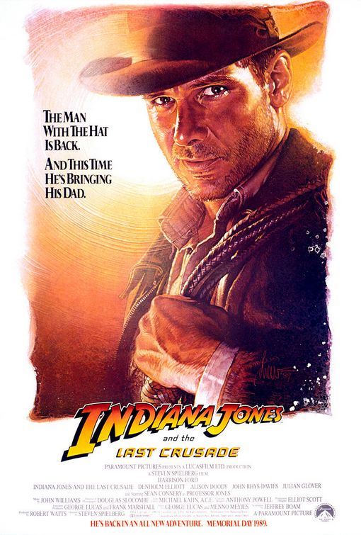 16afdc9018a602 Indiana Jones and the Last Crusade (1989) Trailer