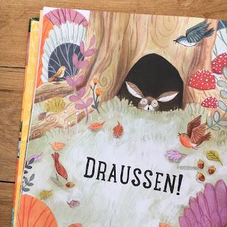 Henri, der mutige Angsthase Bilderbuch ab 4 Jahren Nicola Kinnear Oetinger Verlag