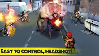 Zombie Street Battle v1.0.0 Mod