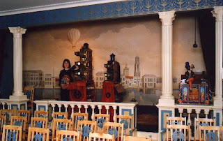 Willem Albert Wagenaar, artistic research, Christiaan Huygens Theater
