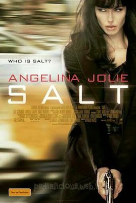 Sinopsis film Salt (2010)