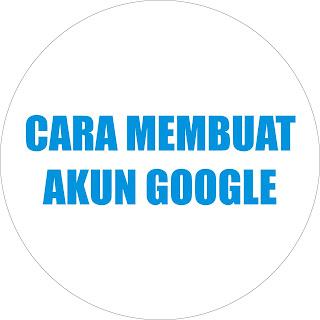 Gambar cara mendapatkan akun google
