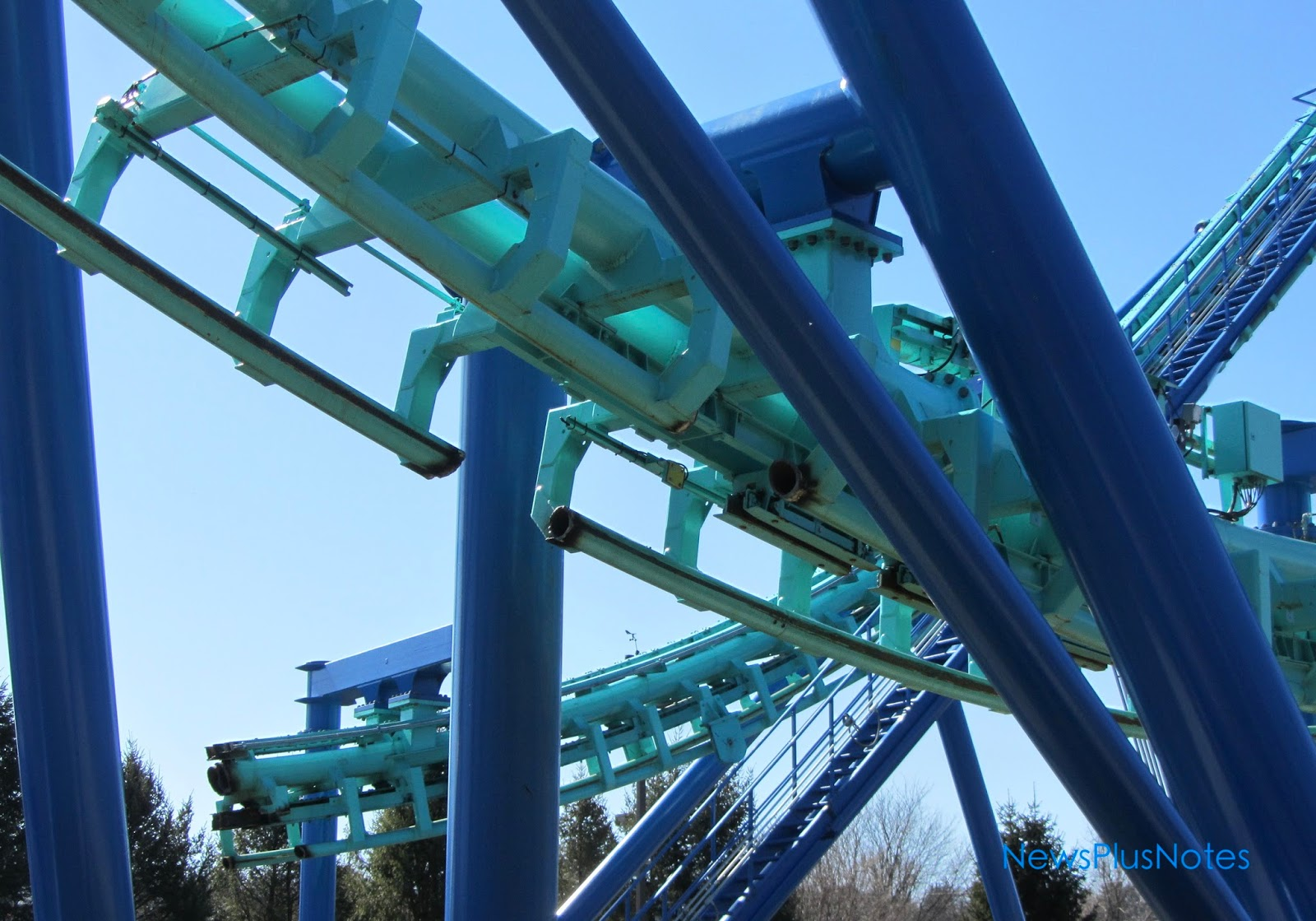 Newsplusnotes Exclusive Photos Of The Deconstruction Of Stinger At