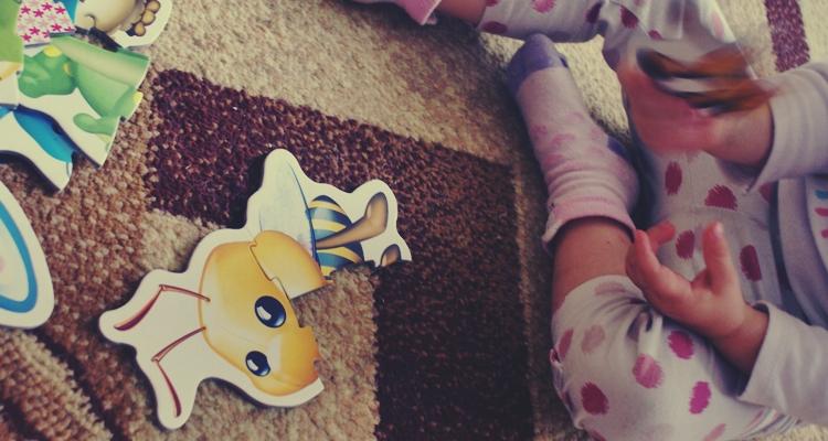 Educa Baby - Puzzle zwierzęta