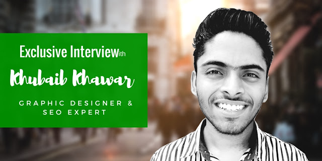 interview with khubaib khawar