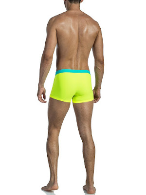 Olaf Benz Zippants BLU1554 Swimwear Sunray Back Detail Gayrado Online Shop