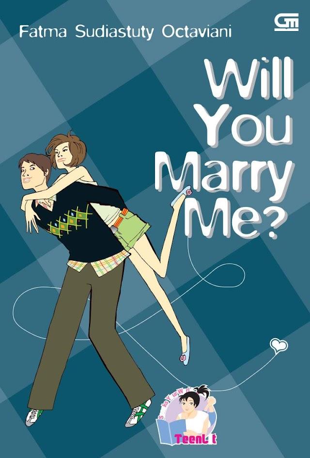 Fatma Sudiastuty Octaviani - Will You Marry Me