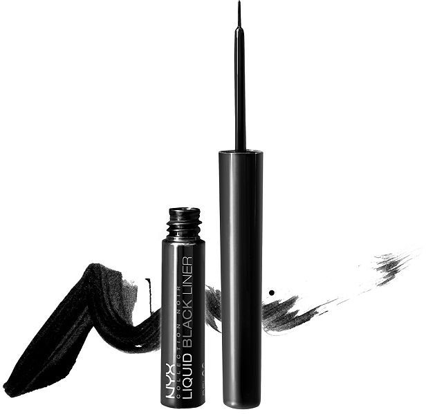NYX Collection Noir - liquid black liner 11g