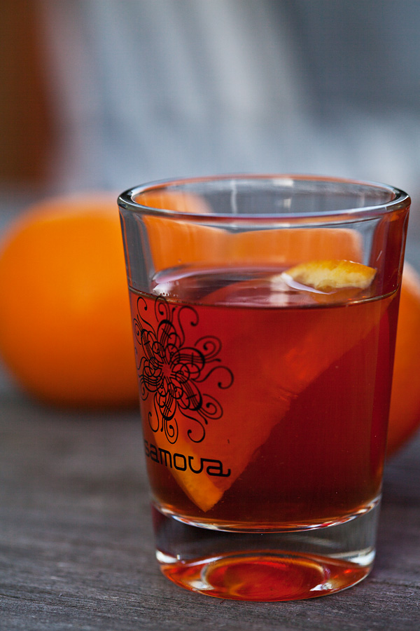 Glas samova Orange Sprizz TEA-JAY