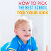 Parenting for Dummies: The best school for your kid