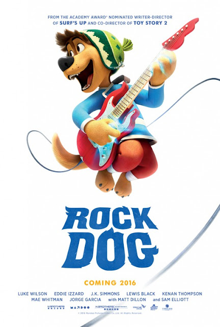 2/8/17: Get Free Tickets to an Advanced Screening of Rock Dog