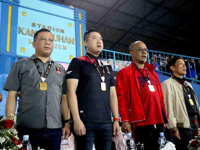 Haruna Soemitro Minta Jadwal Piala Presiden Harus Bersahabat